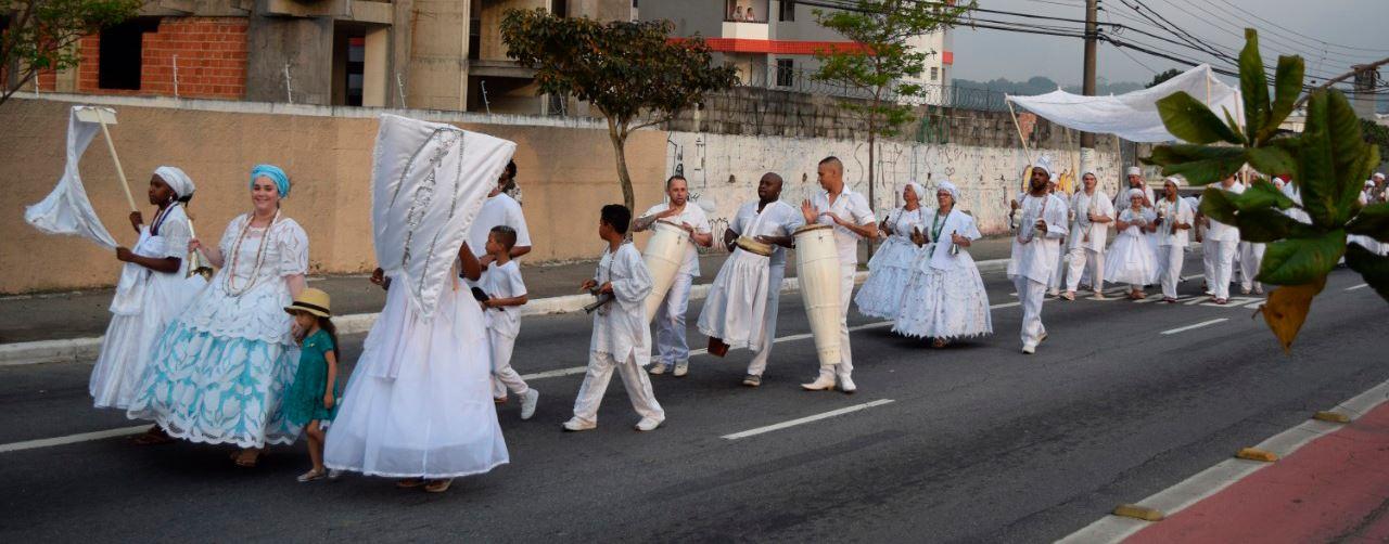 Procissão E Festa De Oxaguiã 2018