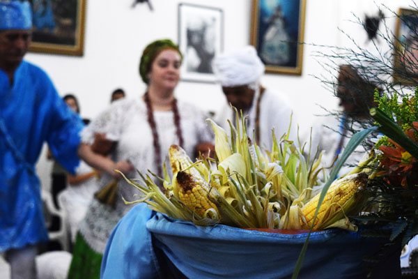 Fotos Da Festa De Oxossi Do Axé Ilé Obá