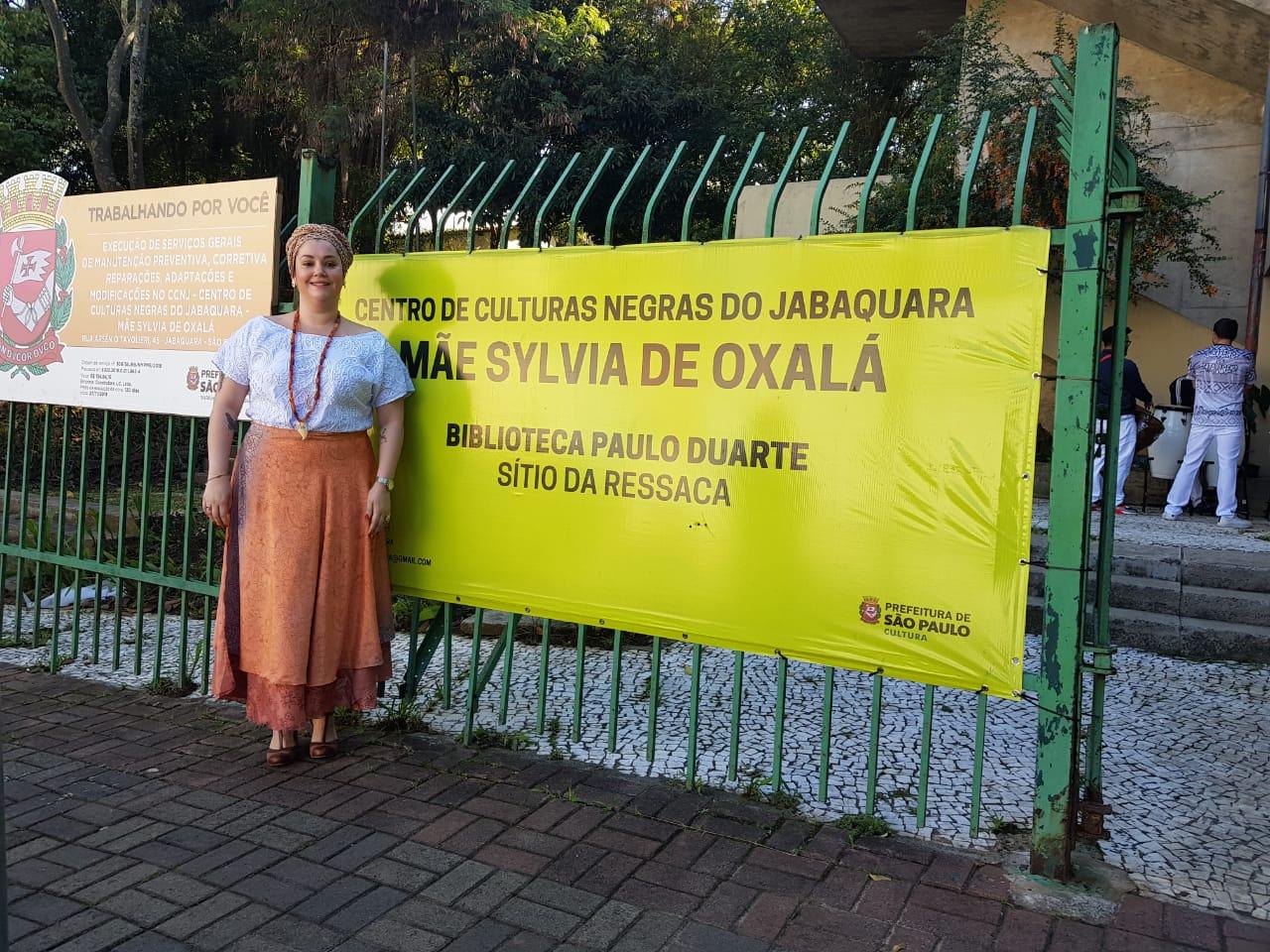 DIA DE ÁFRICA 2019 No Centro Municipal De Culturas Negras Do Jabaquara – Mãe Sylvia De Oxalá