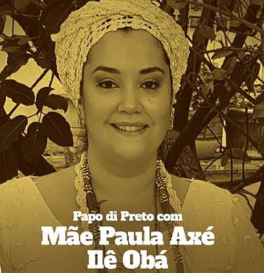 Assista O Vídeo Da Live De Mãe Paula No Facebook Da CCNJ